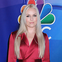 13 May 2019 - New York, New York - Lindsey Vonn at the NBC 2019/2020 Upfront, at the Four Seasons Hotel. Photo Credit: LJ Fotos/AdMedia