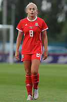 Charlie Estcourt of Wales Women's' during the Women's International Friendly match between Wales and New Zealand at the Cardiff International Sports Stadium in Cardiff, Wales, UK. Tuesday 04 June, 2019