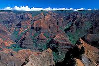 Waimea Canyon, Kauai.