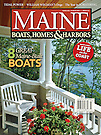 Maine Boats, Homes & Harbors