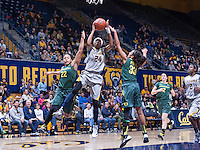 CAL (W) Basketball vs. Oregon, January 5, 2014