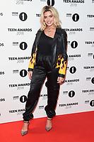 Megan Barton-Hanson<br /> arriving for the Radio 1 Teen Awards 2018 at Wembley Stadium, London<br /> <br /> ©Ash Knotek  D3454  21/10/2018