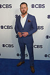 A.J. Buckley arrives at the CBS Upfront at The Plaza Hotel in New York City on May 17, 2017.