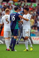 Saturday, 01 September 2012<br /> Pictured: Ki Sung Yueng<br /> Re: Barclays Premier League, Swansea City FC v Sunderland at the Liberty Stadium, south Wales.