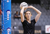 13th September 2017, Hamilton, New Zealand;  New Zealand shooter Bailey Mes practices ahead of the Taini Jamison Trophy international netball match - Silver Ferns versus  England played at Claudelands Arena, Hamilton, New Zealand on Wednesday 13 September 2017