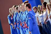 Team Nederland <br /> Trieste 15/01/2019 Centro Federale B. Bianchi <br /> Women's FINA Europa Cup 2019 water polo<br /> Italy ITA - Nederland NED <br /> Foto Andrea Staccioli/Deepbluemedia/Insidefoto