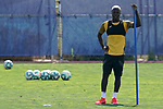 Getafe's Amath Ndiaye during training session. May 25,2020.(ALTERPHOTOS/Acero)