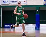 Södertälje 2013-02-23 Basket Basketligan , Södertälje Kings - Sundsvall Dragons :  .Södertälje Kings 7 Dino Pita i aktion.(Byline: Foto: Kenta Jönsson) Nyckelord:  porträtt portrait