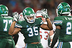 Tulane Football tops Nicholls, 42-17, in a game played at Yulman Stadium on the campus of Tulane University.