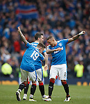 Barrie McKay and James Tavernier do the dab