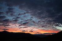 Sunrise in the Great Karoo.
