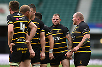 Matt Bollard of Cornwall. Bill Beaumont County Championship Division 1 Final between Cheshire and Cornwall on June 2, 2019 at Twickenham Stadium in London, England. Photo by: Patrick Khachfe / Onside Images