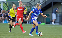 Portland, OR - Saturday May 27, 2017: Rosie White during a regular season National Women's Soccer League (NWSL) match between the Portland Thorns FC and the Boston Breakers at Providence Park.