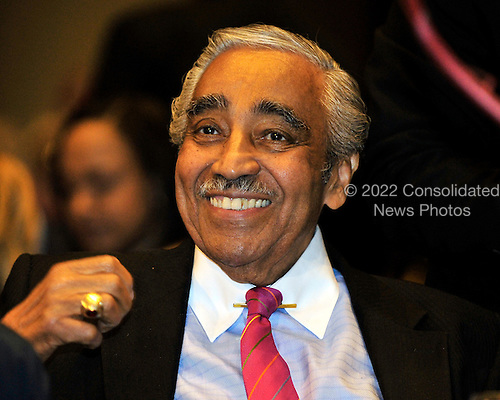 United States Representative Charlie Rangel (Democrat of New York) smiles as he is asked a question prior to speaking at the National Urban League 2010 Conference at he Washington Convention Center in Washington, D.C. on Tuesday, July 27, 2010..Credit: Ron Sachs / CNP.(RESTRICTION: NO New York or New Jersey Newspapers or newspapers within a 75 mile radius of New York City)