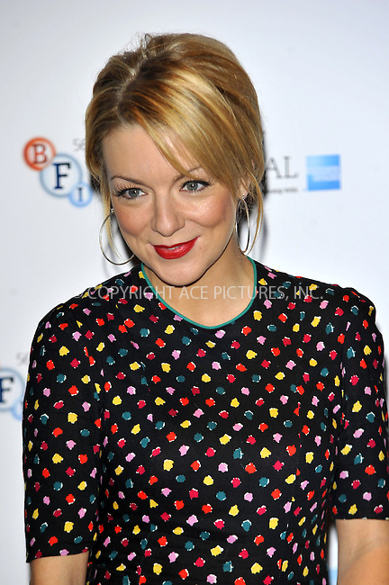 WWW.ACEPIXS.COM....US Sales Only....October 15 2012, London....Sheridan Smith at the photocall for 'Quartet' during the 56th BFI London Film Festival on October 15 2012 in London....By Line: Famous/ACE Pictures......ACE Pictures, Inc...tel: 646 769 0430..Email: info@acepixs.com..www.acepixs.com