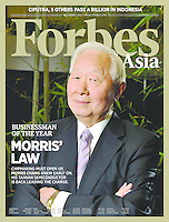 Morris Chang for Forbes.