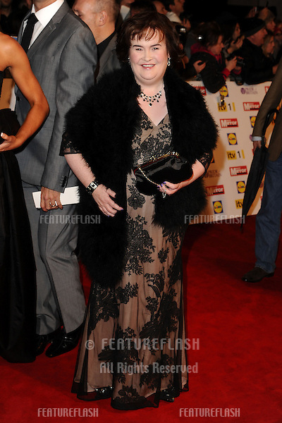 Susan Boyle arriving for the 2012 Pride of Britain Awards, at the Grosvenor House Hotel, London. 29/10/2012 Picture by: Steve Vas / Featureflash