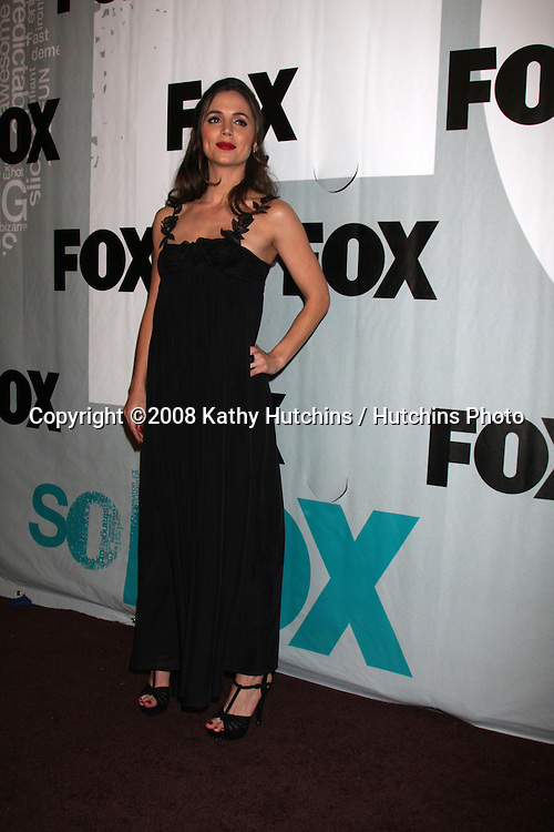 Eliza Dushku  arriving at the Fox TV TCA Party  at MY PLACE  in Los Angeles, CA on .January 13, 2009.©2008 Kathy Hutchins / Hutchins Photo..                .