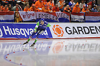 SPEED SKATING: CALGARY: Olympic Oval, 08-03-2015, ISU World Championships Allround, Sven Kramer (NED), ©foto Martin de Jong