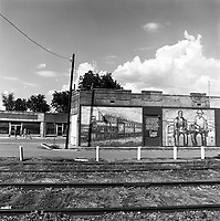 """Tutwiler, MS.  Selections for the series """"Along the Blues Highway"""". Copyright © all rights reserved. No reproduction without expressed written consent."""