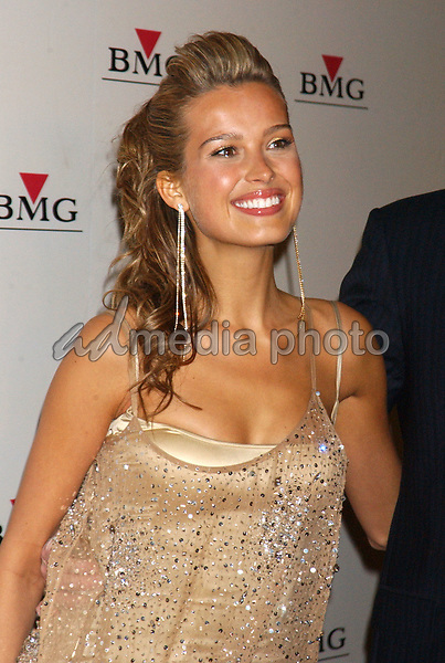 Feb. 8, 2004; Hollywood, CA, USA; Model PETRA NEMCOVA  during the BMG 46th Annual Grammy Awards Post-Grammy Gala Celebration held at The Avalon. Mandatory Credit: Photo by Laura Farr/AdMedia. (©) Copyright 2003 by Laura Farr