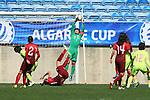 Miho Fukumoto (JPN), <br /> MARCH 6, 2015 - Football / Soccer : <br /> Algarve Women's Football Cup 2015 Group C match <br /> between Japan 3-0 Portugal <br /> at Algarve Stadium in Faro, Portugal. <br /> (Photo by YUTAKA/AFLO SPORT)[1040]