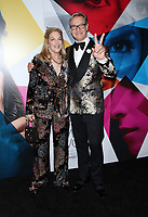 September 10, 2018 Laurie Karon, Paul Feig attend  LionsGate presents the World Premiere of A Simple Favor  at the Museum of Modern Art in New York September 10,  <br /> CAP/MPI/RW<br /> &copy;RW/MPI/Capital Pictures