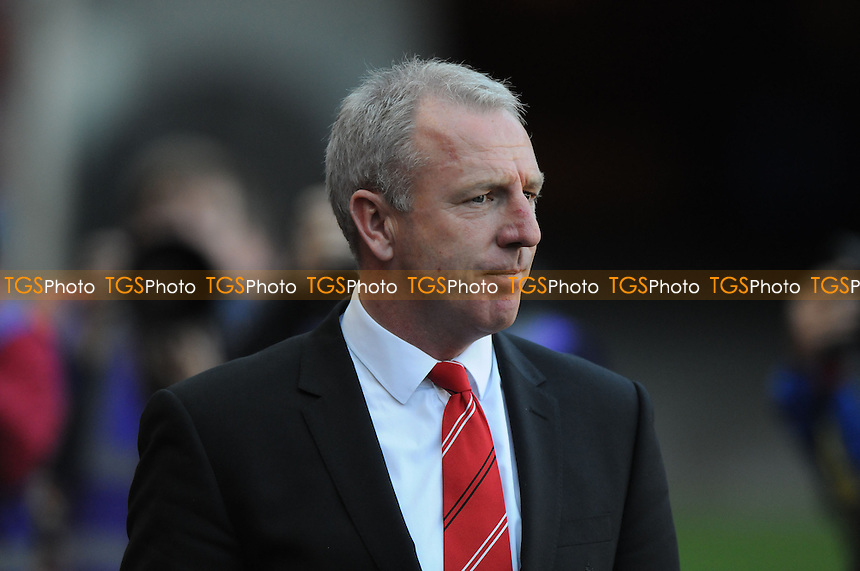 Sunderland caretaker manager Kevin Ball - Sunderland vs Liverpool - Barclays Premier League Football at the Stadium of Light, Sunderland - 29/09/13 - MANDATORY CREDIT: Steven White/TGSPHOTO - Self billing applies where appropriate - 0845 094 6026 - contact@tgsphoto.co.uk - NO UNPAID USE<br />   i