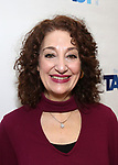 "Dana Smith-Croll attends the TACT/The Actors Company Theatre Cast Meet & Greet for  ""Three Wise Guys"" on February 15, 2018 at the TACT Studios in New York City."