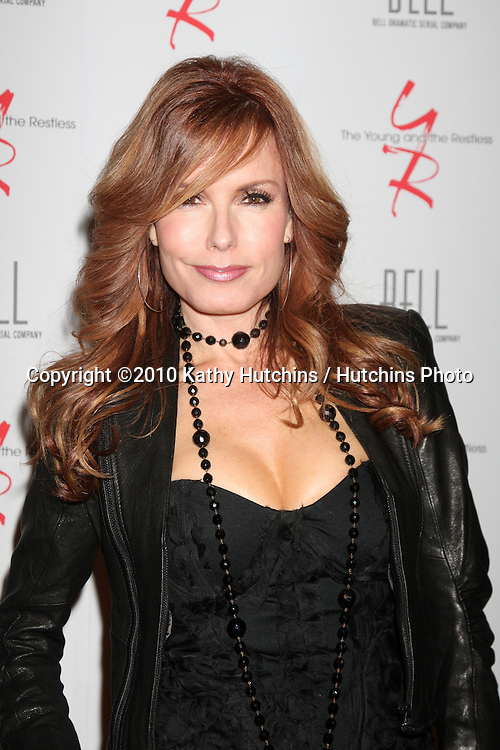 Tracey E. Bregman.arrivng at The Young & The Restless 37th Anniversary Dinner.Via Allorro.Beverly Hills, CA.March 9, 2010.©2010 Kathy Hutchins / Hutchins Photo....