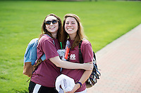 Shades of Starkville - community and campus involvement fair on Drill Field.<br />  (photo by Megan Bean / &copy; Mississippi State University)
