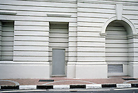 Singapore: Architectural detail. Photo '82.
