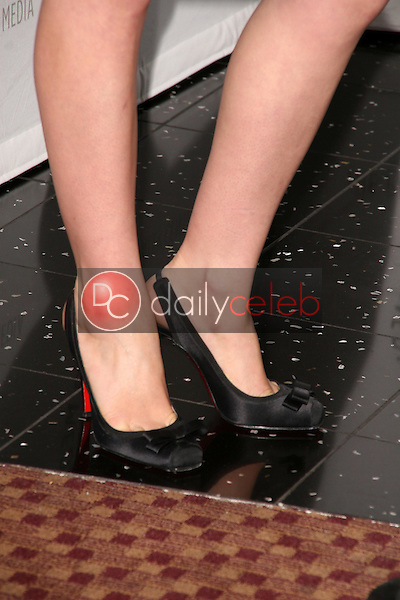 Anna Paquin's shoes<br />
