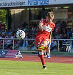 18.07.2018, Voehlinstadion, Illertissen, GER, FSP, FV Illertissen - VfB Stuttgart, im Bild Borna Sosa (Stuttgart, #24)<br /> <br /> Foto &copy; nordphoto / Hafner