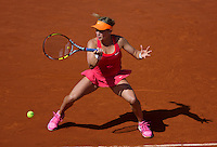 France, Paris, 04.06.2014. Tennis, French Open, Roland Garros,  Eugenie Bouchard (CAN)<br /> Photo:Tennisimages/Henk Koster