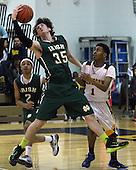 Pontiac Notre Dame Prep vs Clawson, Boys Varsity Basketball, 3/14/15