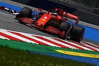 4th July 2020; Red Bull Ring, Spielberg Austria; F1 Grand Prix of Austria, qualifying sessions;  5 Sebastian Vettel GER, Scuderia Ferrari Mission Winnow