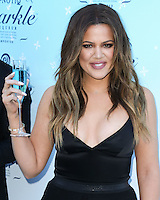 Khloe Kardashian Celebrates The Launch Of HPNOTIQ Sparkle Liqueur
