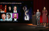 JUL 16 the 71st Emmy Awards Nominations Announcement