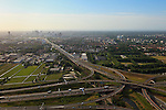 Nederland, Zuid-Holland, Den Haag, 23-05-2011; Verkeersknooppunt Prins Clausplein ter hoogte van vinexlocatie Ypenburg. Traffic junction Prins Clausplein near the Hague..luchtfoto (toeslag), aerial photo (additional fee required).copyright foto/photo Siebe Swart