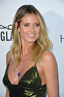 LOS ANGELES, CA. October 27, 2016: Heidi Klum at the 2016 amfAR Inspiration Gala at Milk Studios, Los Angeles.<br /> Picture: Paul Smith/Featureflash/SilverHub 0208 004 5359/ 07711 972644 Editors@silverhubmedia.com