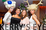 Rachel Holmes, Helena Madigan Fitzgerald Mags Kelliher (All Killarney), pictured at Christmas in Killarney Fashion Show held in the Aghadoe Heights Hotel, Killarney on Thursday last.