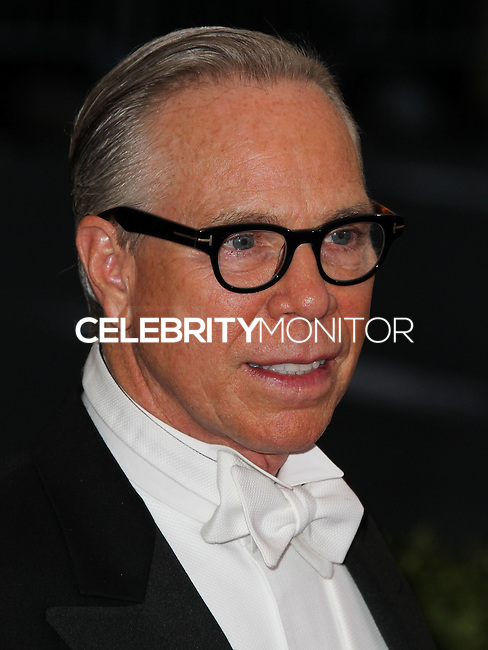 "NEW YORK CITY, NY, USA - MAY 05: Tommy Hilfiger at the ""Charles James: Beyond Fashion"" Costume Institute Gala held at the Metropolitan Museum of Art on May 5, 2014 in New York City, New York, United States. (Photo by Xavier Collin/Celebrity Monitor)"