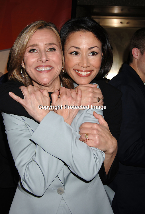 Meredith Vieira and Ann Curry ..arriving for The NBC Upfront announcement of their Fall 2006-2007 Schedule on May 15, 2006 at Radio City Music ..Hall...Robin Platzer, Twin Images