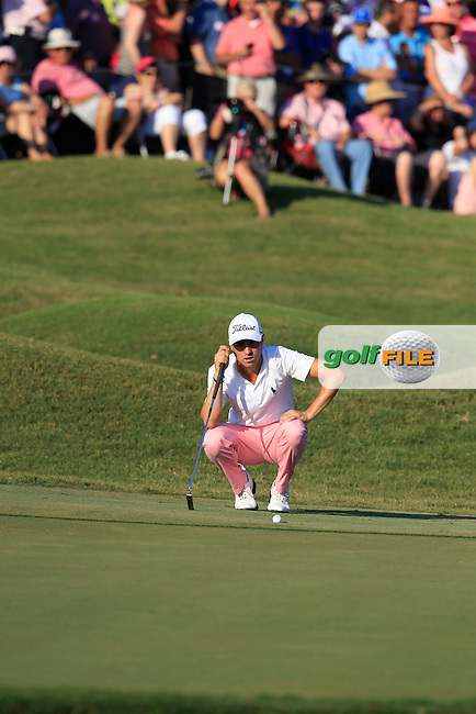 during the final round of The Players, TPC Sawgrass, Ponte Vedra Beach, Florida, United States. 10/05/2015<br /> Picture Fran Caffrey, \2431400182#2