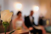 Bryllup i Slagelse