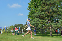 Michelle Wie (USA) heads down 3 during round 3 of the 2018 KPMG Women's PGA Championship, Kemper Lakes Golf Club, at Kildeer, Illinois, USA. 6/30/2018.<br /> Picture: Golffile | Ken Murray<br /> <br /> All photo usage must carry mandatory copyright credit (&copy; Golffile | Ken Murray)