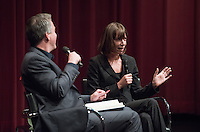 3rdLA: Streetfight: Janette Sadik-Khan '82 in conversation with Christopher Hawthorne. Marking the publication of Sadik-Khan's new book, Streetfight: Handbook for an Urban Revolution. Oxy alum and trustee Janette Sadik-Khan '82 talks with LA Times architecture critic and Oxy  professor Christopher Hawthorne about street design, the public realm and mobility in Los Angeles, New York and other cities on March 16, 2016 at the Hammer Museum.<br />