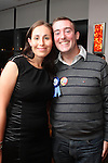 Paul Murphy with his wife Aoife at his 30th in Bru...Picture Jenny Matthews/Newsfile.ie