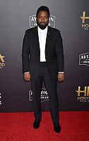 BEVERLY HILLS, CA - NOVEMBER 04: John David Washington arrives at the 22nd Annual Hollywood Film Awards at the Beverly Hilton Hotel on November 4, 2018 in Beverly Hills, California.<br /> CAP/ROT/TM<br /> &copy;TM/ROT/Capital Pictures